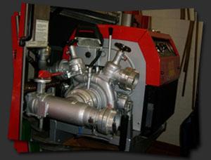 Pumpe PFPN 10-1000 Ziegler Ultrapower